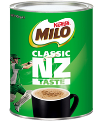 ADD MORE TO MILK WITH MILO<sup>®</sup>